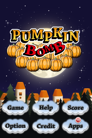 Screenshot PUMPKIN BOMB