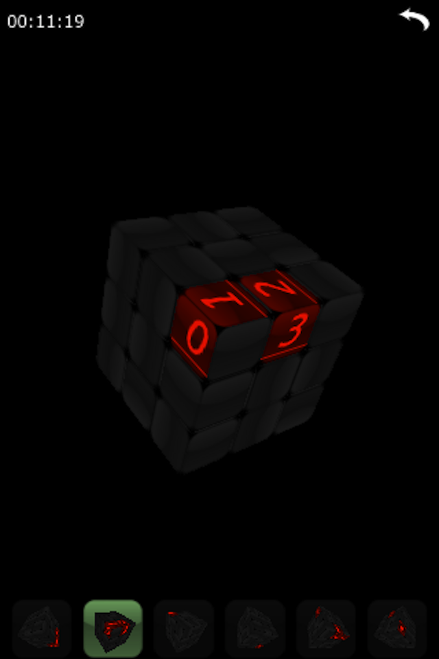 Cube3Cube Screenshot